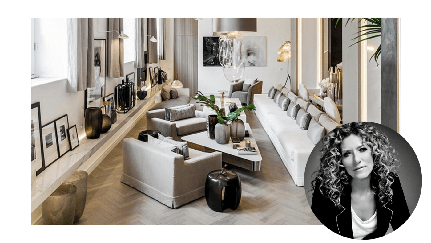 10 Interior Designers- Kelly Hoppen