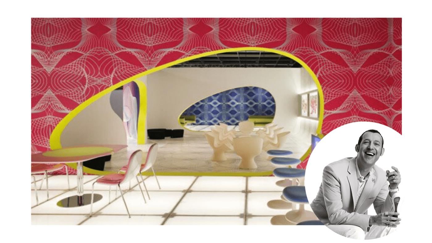 10 Interior Designers- Karim Rashid
