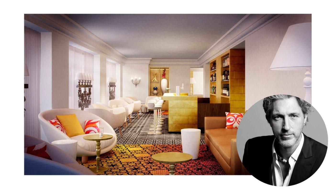 10 Interior Designers- Marcel Wanders