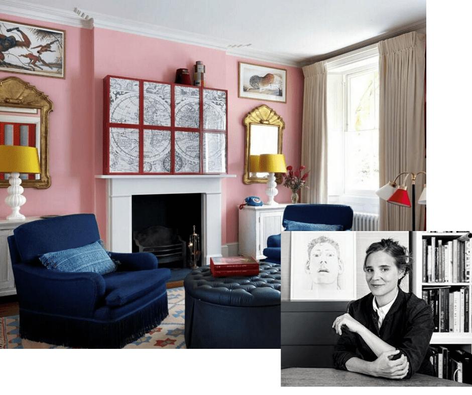 A-list Elle Decor-Beata Heuman