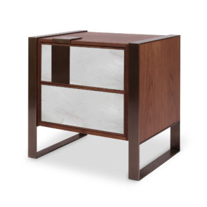 Alexa Hampton- Interior Design Projects Coloma Nightstand