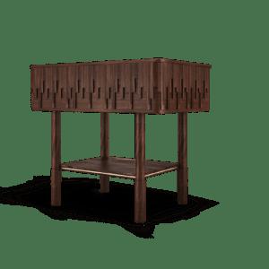 Alexa hampton- Interior design projects- campbell nightstand