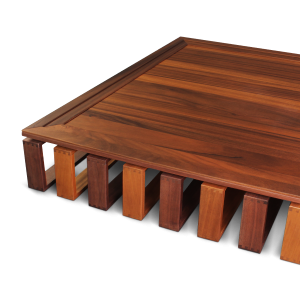 Alfred Center Table Detail | Wood Tailors Club - The Art of Craftsmanship