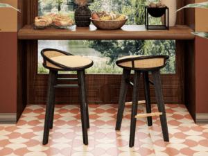 Bar Chair Ideas- Brummell Bar Stool- Ambiente