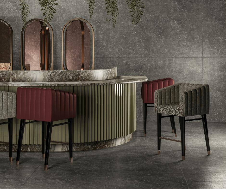 Bar chair ideas- porus