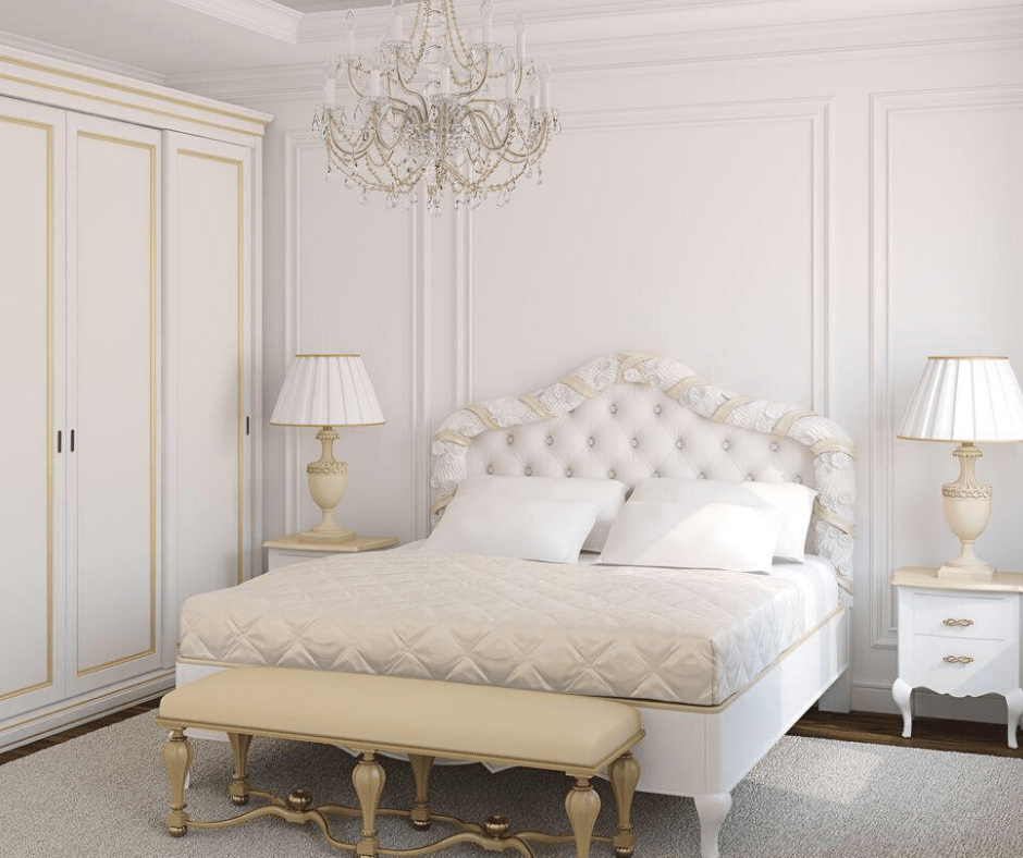 Bedroom decor- Classic