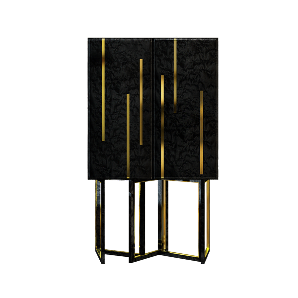 Bellagio Cabinet by Porus Studio