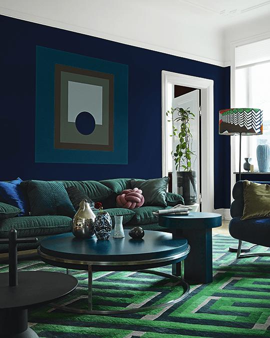 Classic Blue Color-Pantone