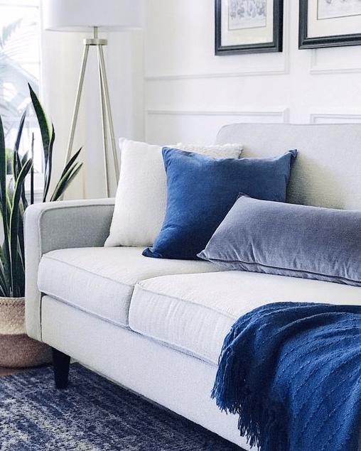 Classic Blue Pantone-Pillow 3
