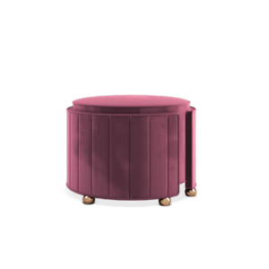 Colorful Stool- Donna Ottiu