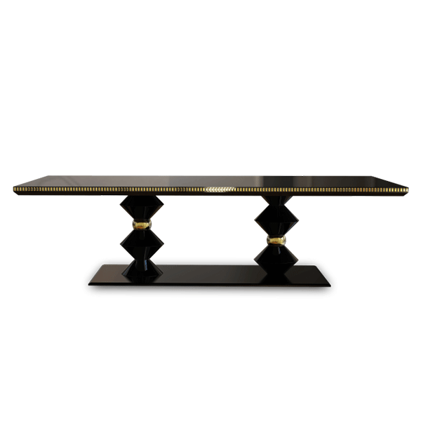 Cortez Dining Table by Malabar