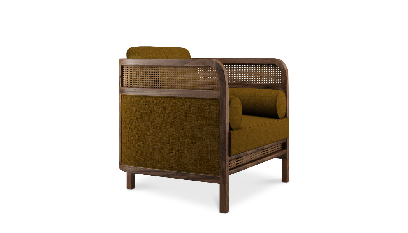 Crockford Armchair