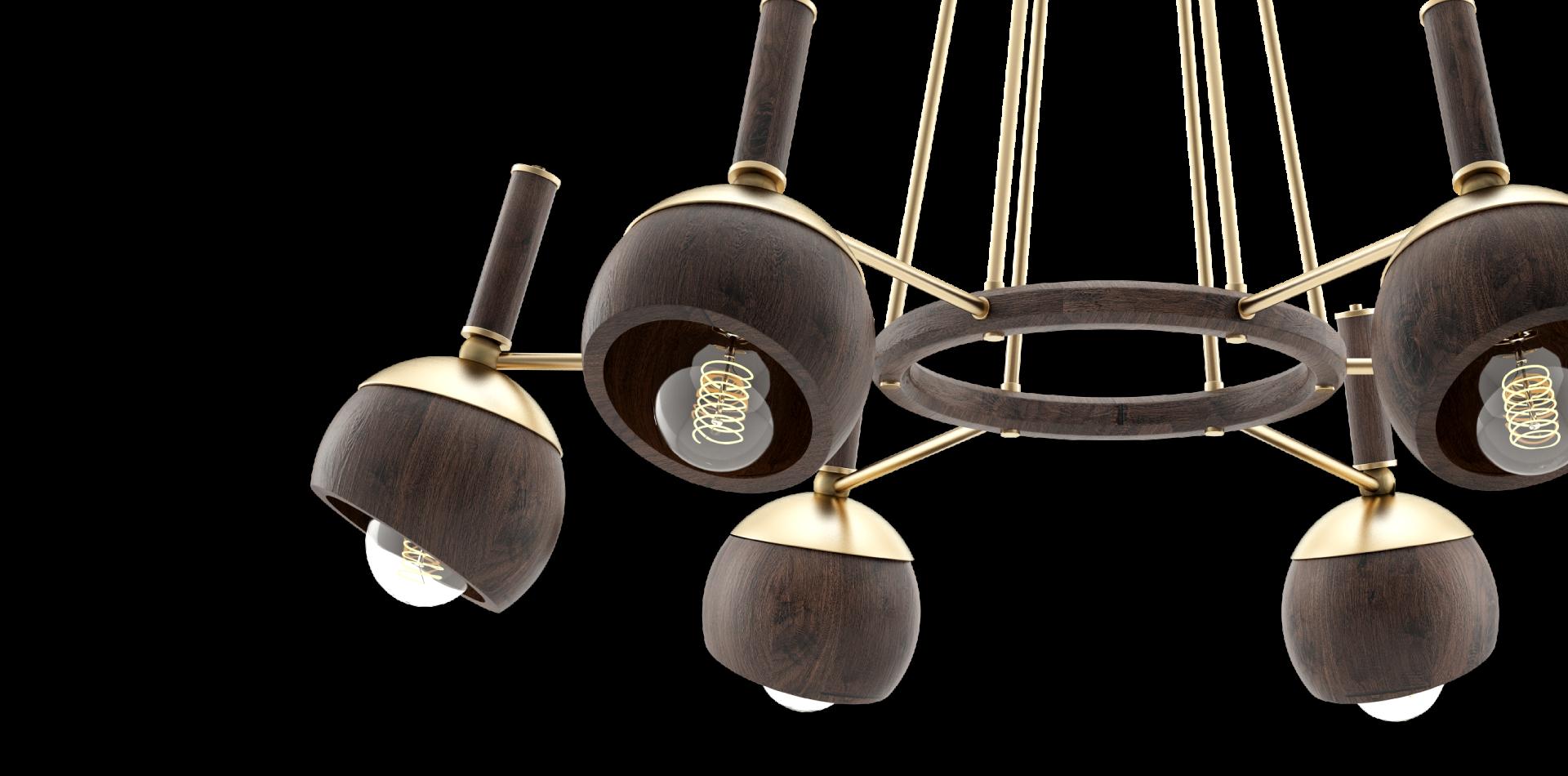 Essen Suspension Lamp detail