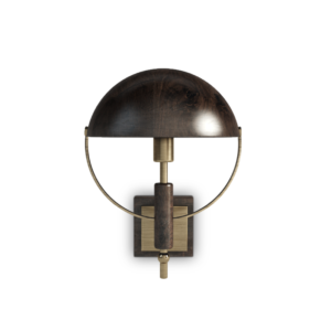 Faraday wall lamp by WTC