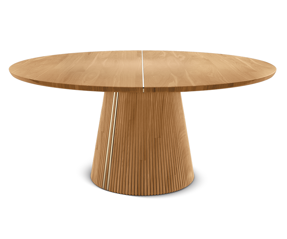 Henry Oak Dining Table