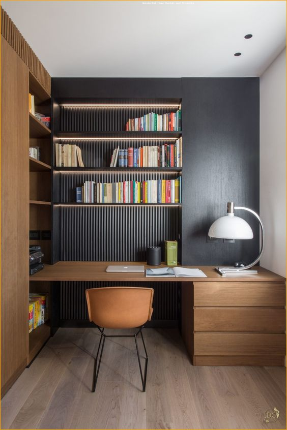 Home Office Ideas-Contemporary