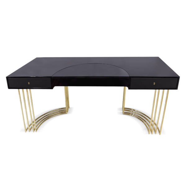 Hood Desk by Malabar