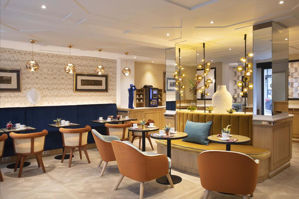 Hospitality - Phileas Hotel - Paris, France - George Dining Chair