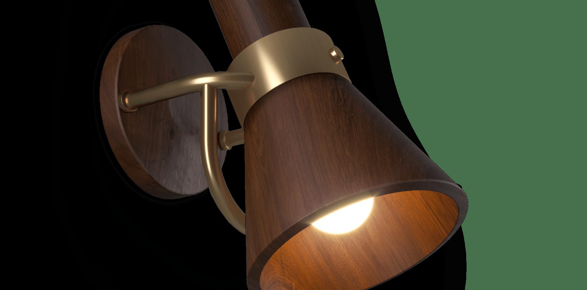 Humphry Wall Lamp
