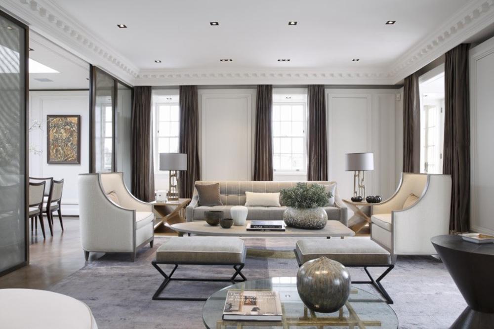 Jean-Louis Deniot- Interior Design-Projects