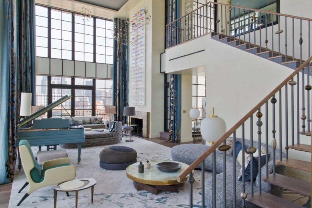 Jean-louis deniot- interior design projects