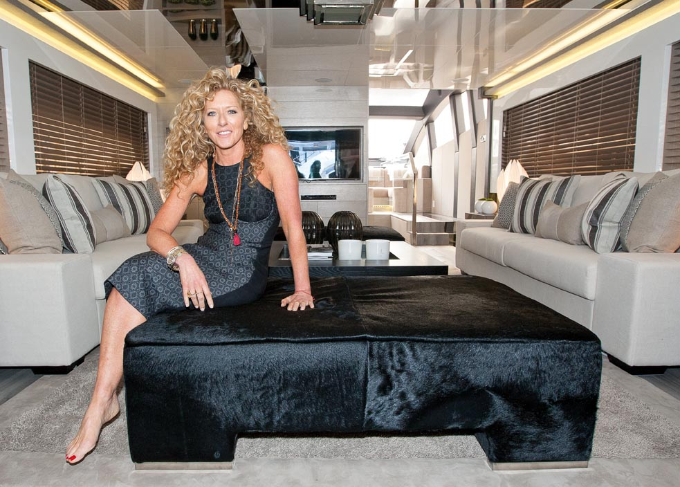 Kelly Hoppen - Interior Designer