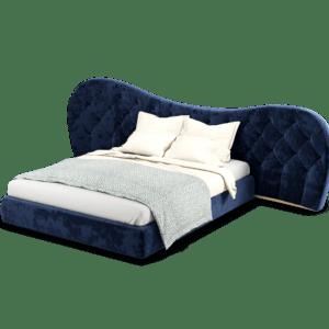 Kelly-wearstler-interior-design-project-Santa Monica Proper Hotel -linda-bed-2