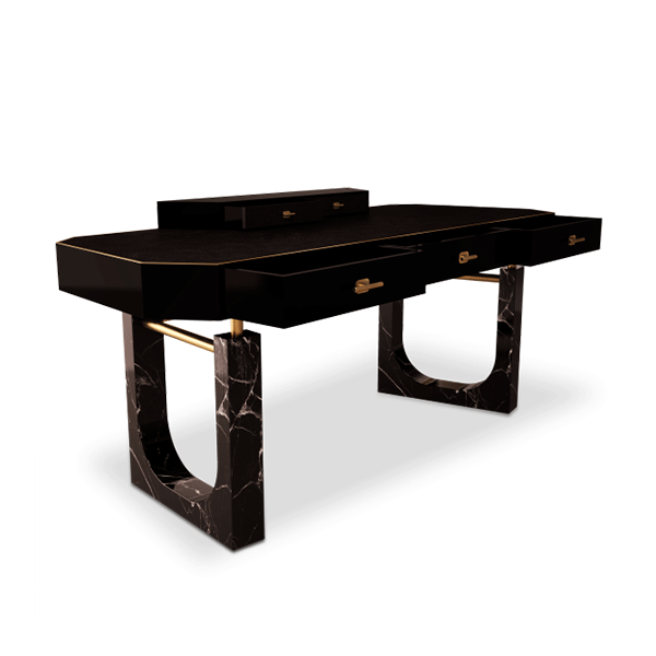 Lincoln Desk by Porus Studio