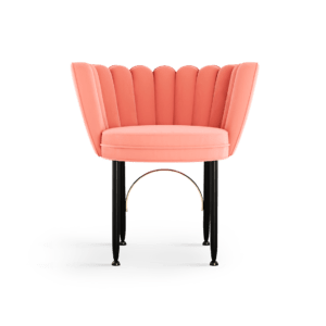 Martyn Lawrence- Interio Design- Angel Dining Chair