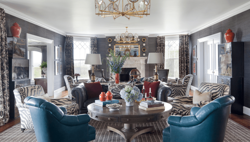 Martyn Lawrence- Interior Design