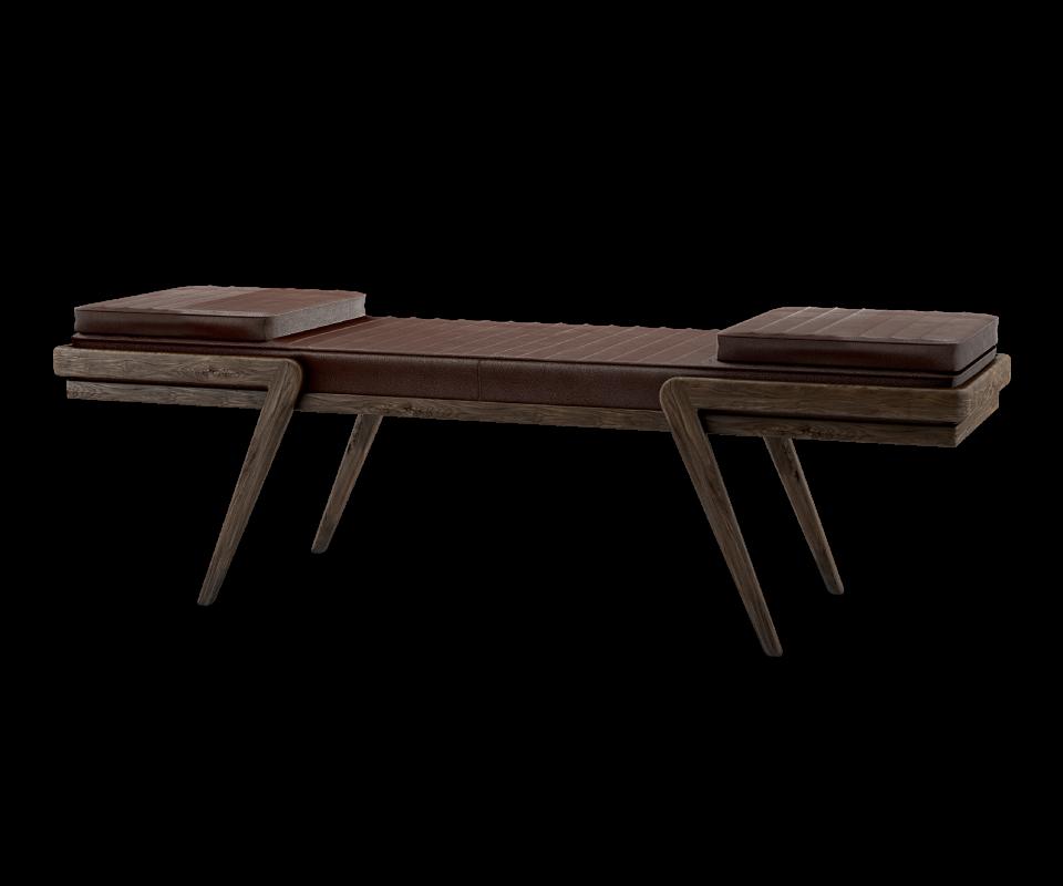 Milton bench 3