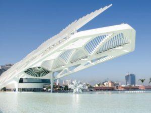 Most known architects- Museum of tomorrow- Santiago Calatrava