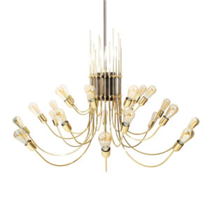 Paris Interior Decor- Octus Chandelier