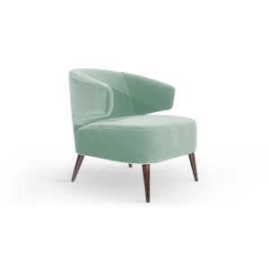 Peter Marino- Interior Design Tippi Armchair