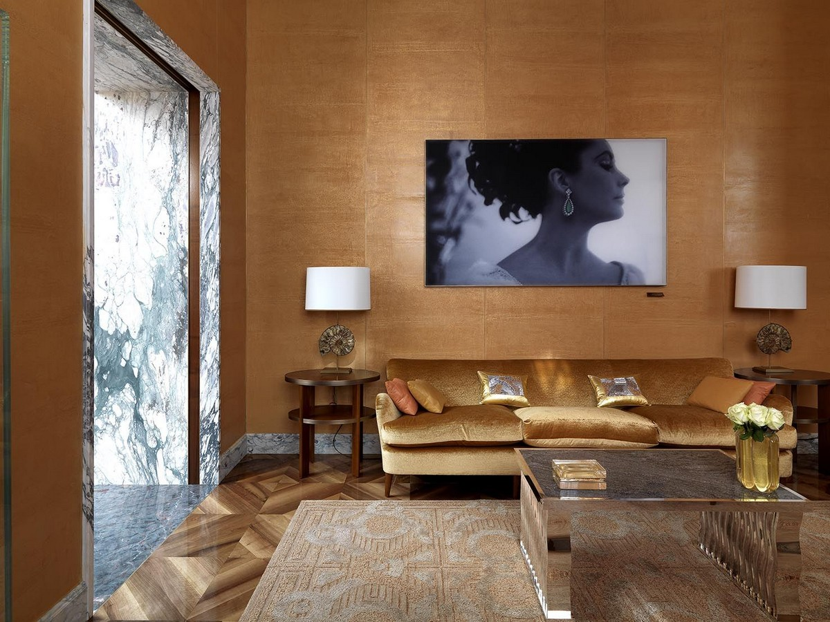 Peter Marino- Interior Design- Living- Room