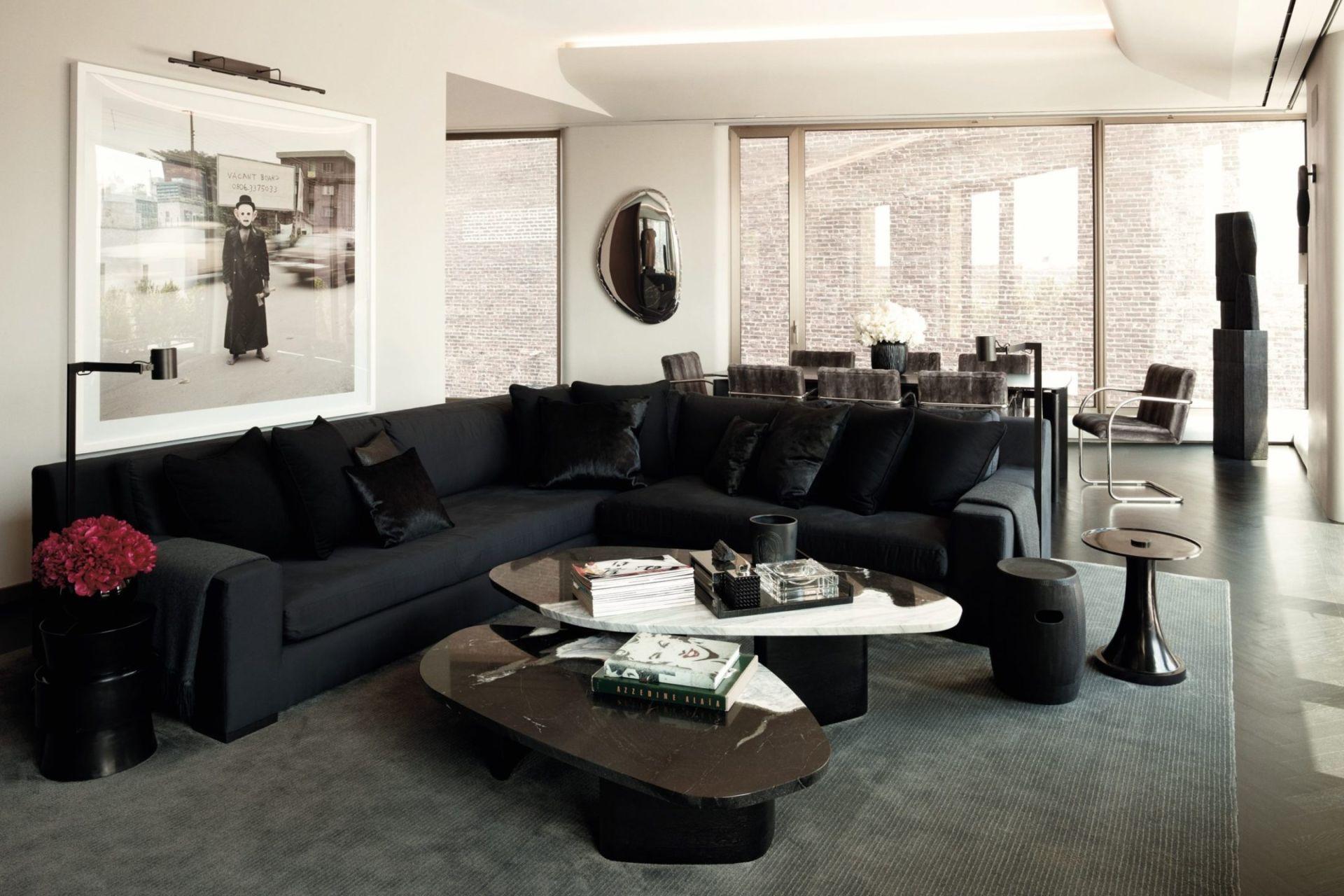 Ryan Korban- Interior Design Chelsea Residence