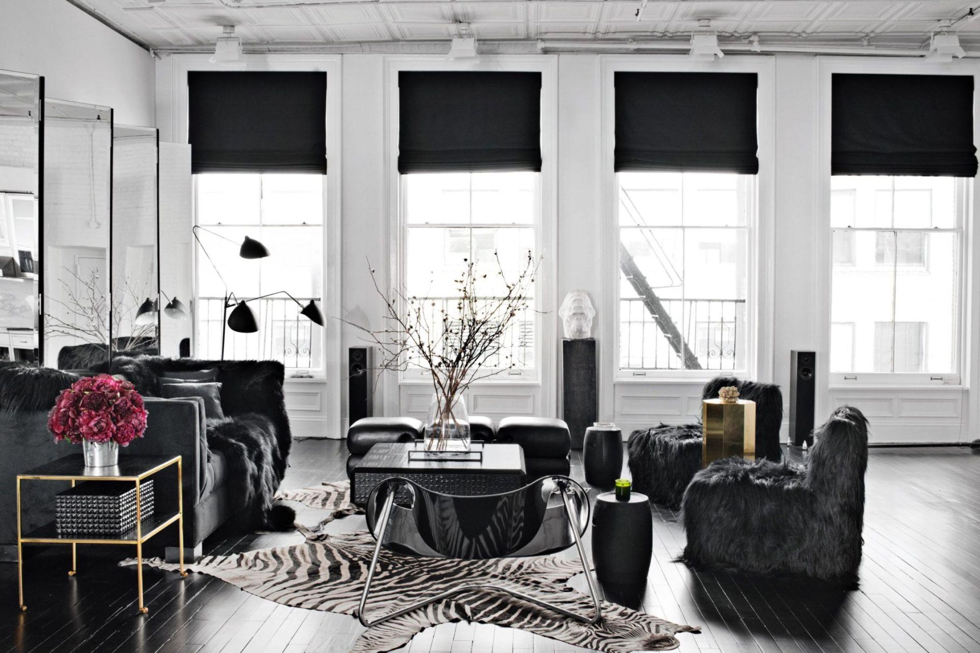 Ryan Korban- Interior Design Tribeca Residence