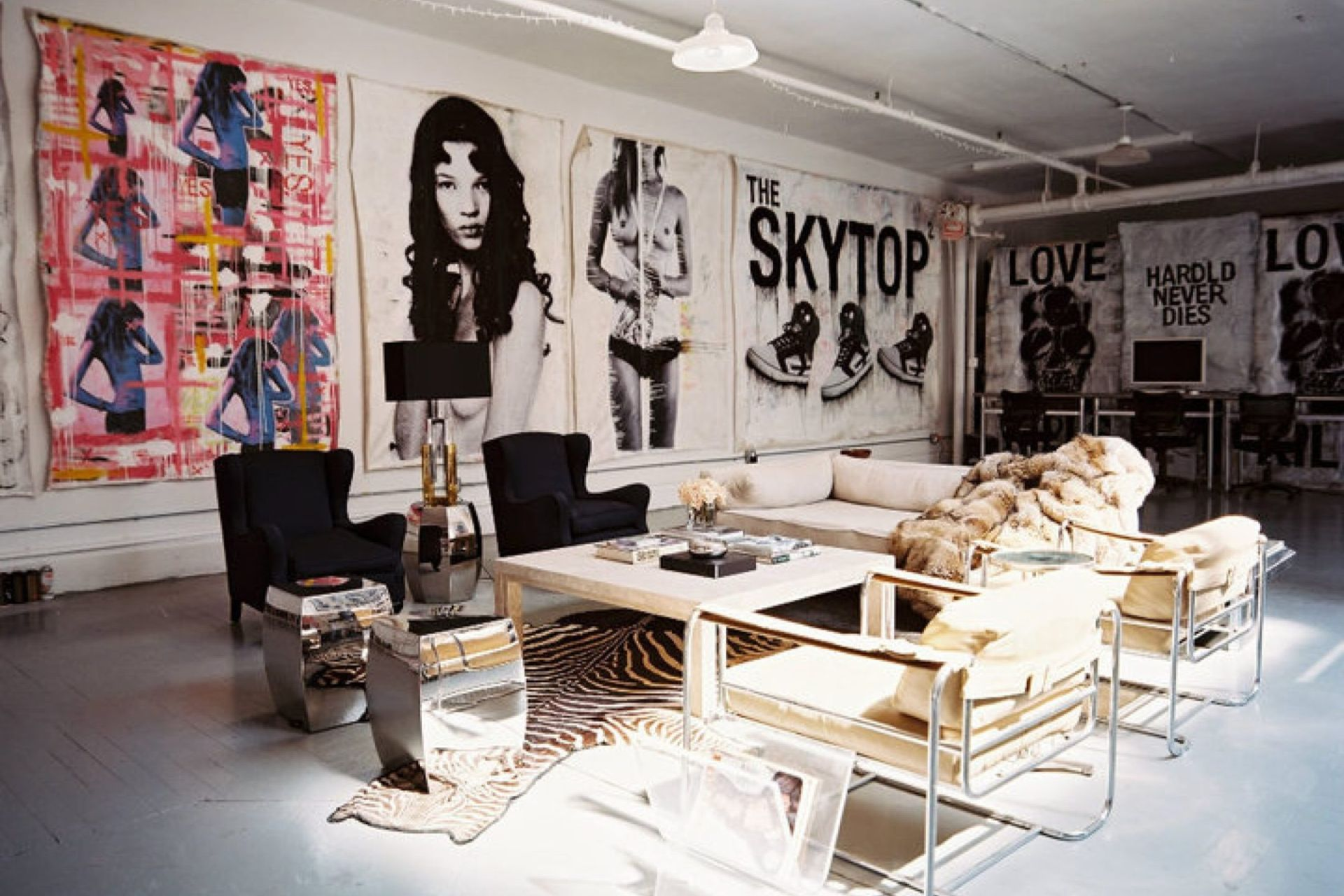 Ryan Korban- Interior Design- Union Square Residence