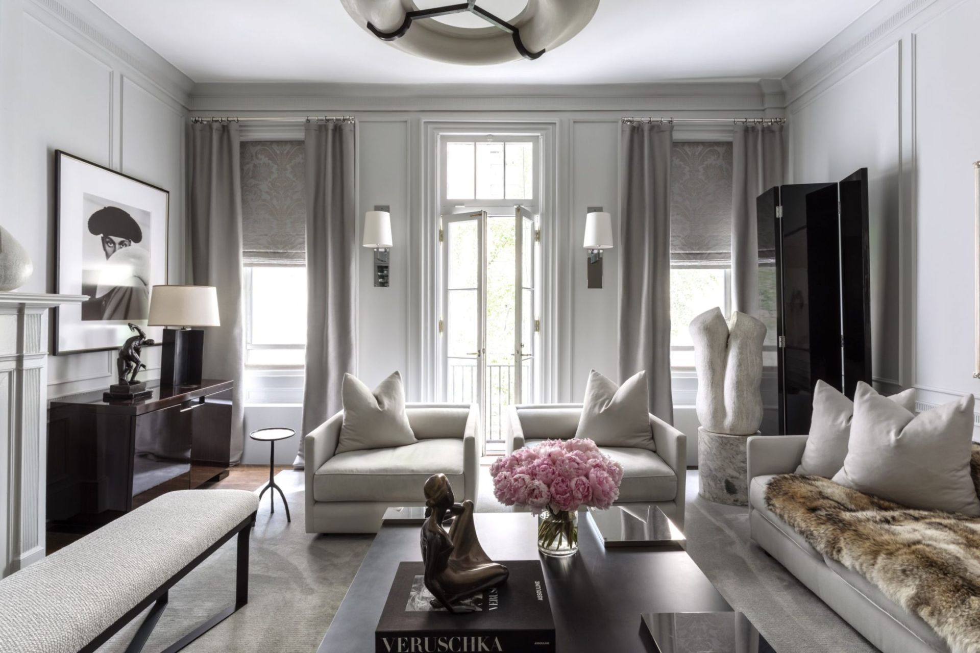 Ryan Korban- Interior Design- Upper East Side
