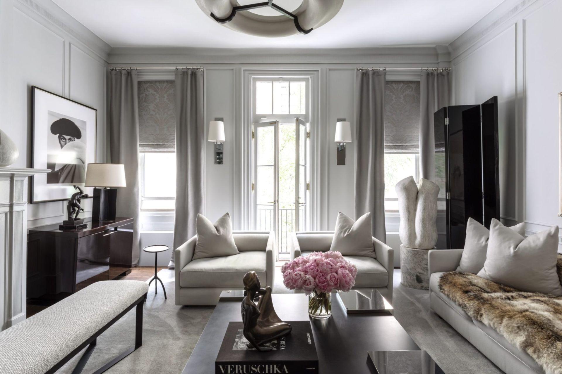 Ryan Korban- Interior Design- Upper East Side