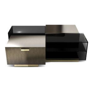Ryan Korban-Interior Design- Cubicle center table