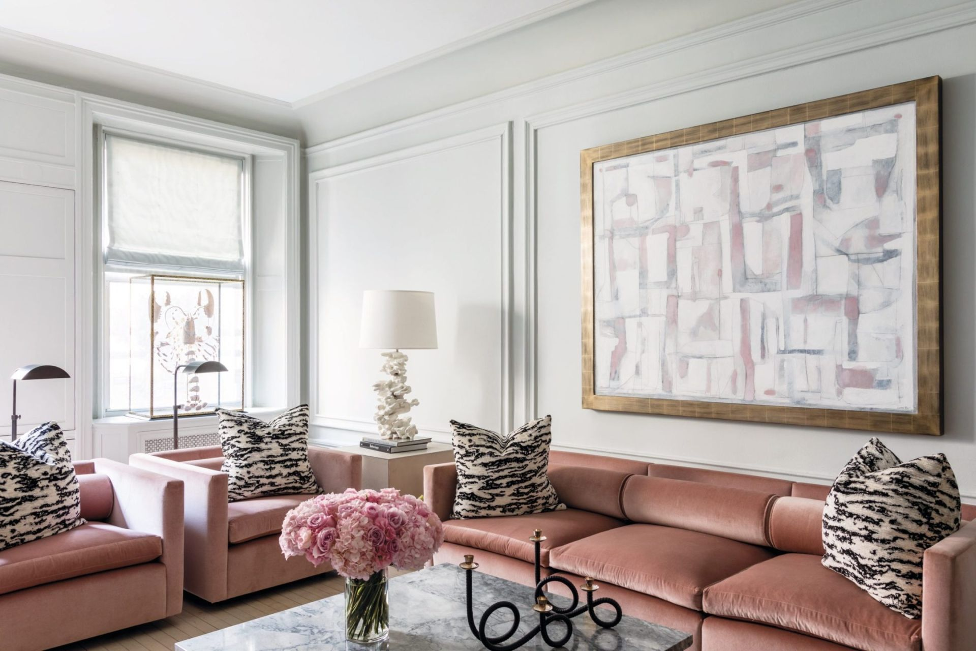 Ryan Korban- Interior Design- Madison Avenue Residence