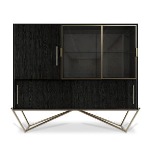 Ryan Korban- Interiro Design- Hines Cabinet