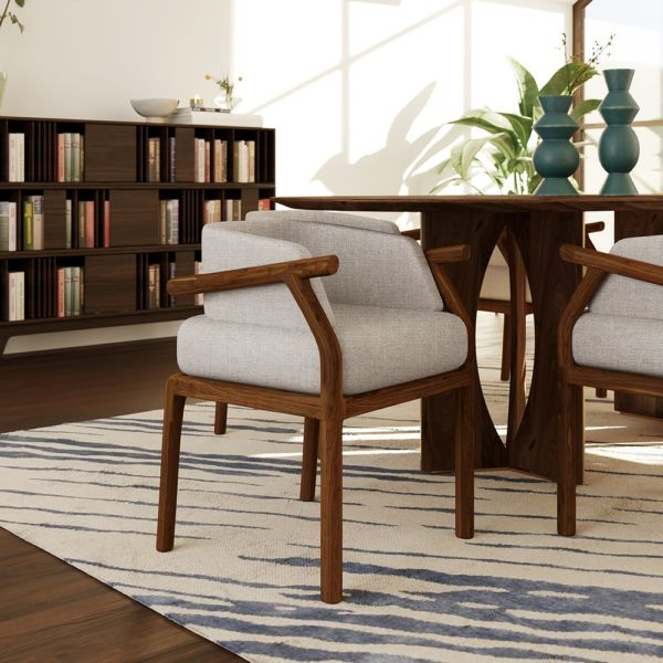 Stefan Wooden Dining Chair