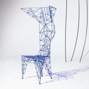 Tom Dixon Pylon Chair