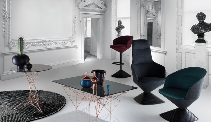 Tom Dixon- Design Projects