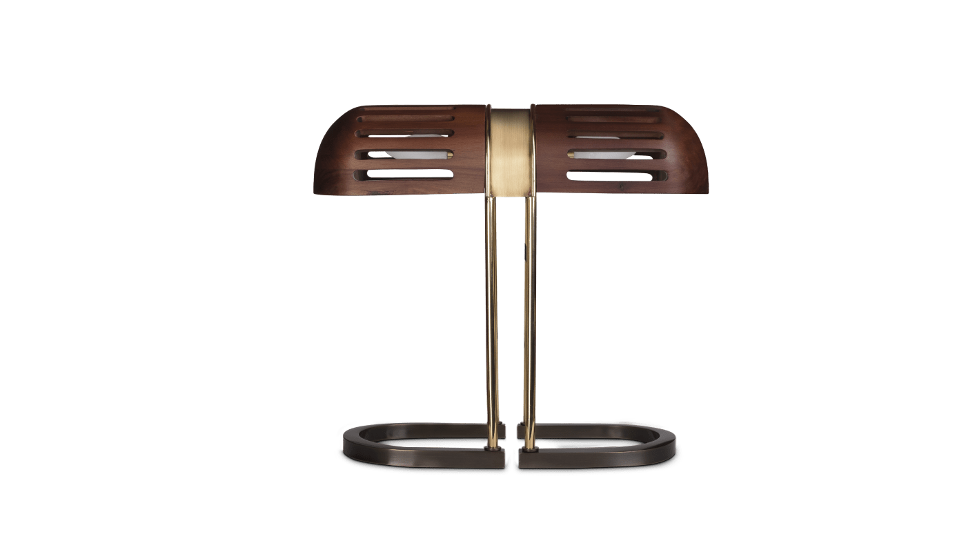 Turing Table Lamp