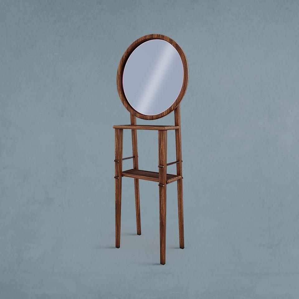 Turner Standing Mirror