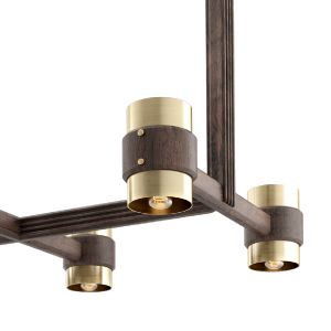 Whittle Suspension Lamp