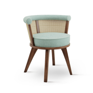 Wood Dining Chair- George